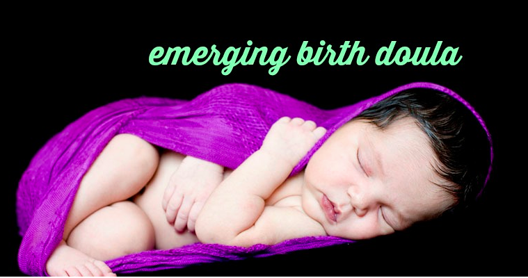 Emerging Birth Doula Logo